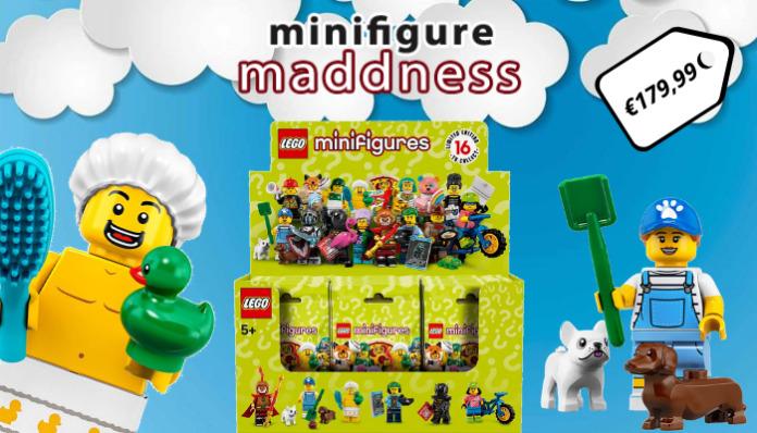 LEGO Minifigures series 19 pre-order