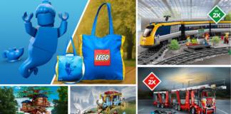 LEGO Promoties augustus 2019