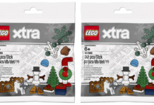 LEGO Xtra 40368 Christmas Accessories