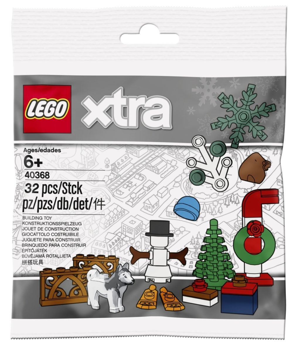 LEGO Xtra 40368 Winter Accessories