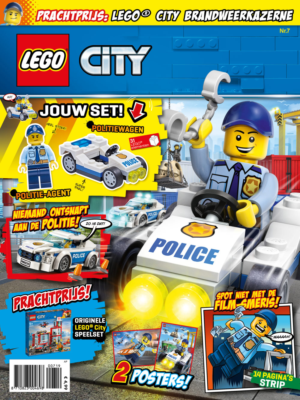 LEGO City magazine