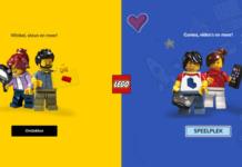 Nieuwe update LEGO Shop@Home