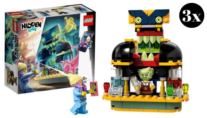 Win een LEGO Hidden Side set