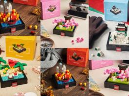 Aziatische Bricktober 2019 sets