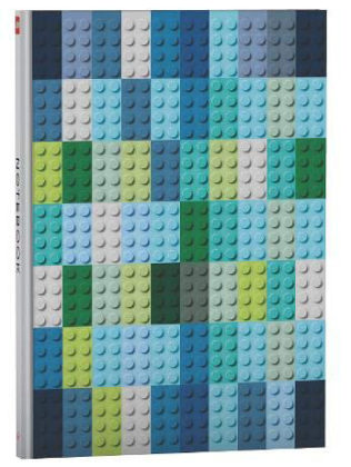 Chronicle Books LEGO Brick Note Book