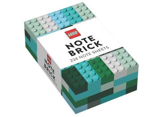 Chronicle Books LEGO Note Brick
