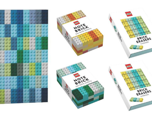 Chronicle Books LEGO Stationery sets