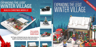 Expanding the LEGO Winter Village boeken