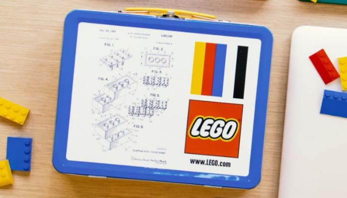 Gratis LEGO 6017 Broodtrommel