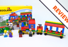LEGO 40166 LEGOLAND Train