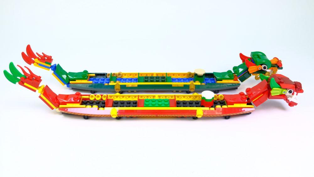 LEGO 80103 drakenboten