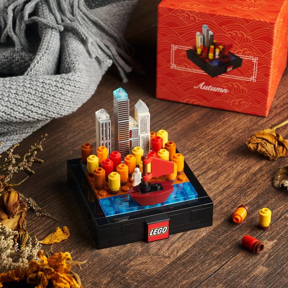 LEGO Bricktober 2019 sets Herfst
