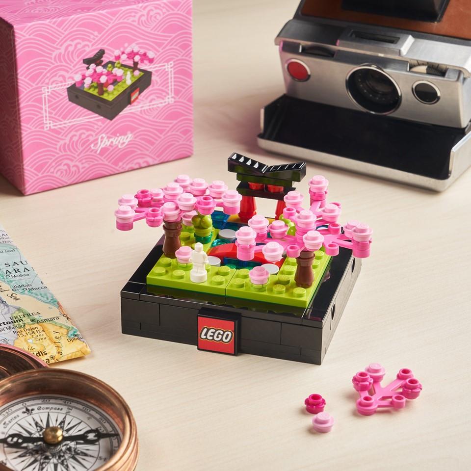 LEGO Bricktober 2019 sets Lente
