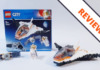 LEGO City 60224 Satelite Service Mission