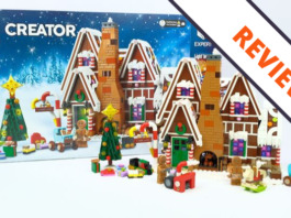 LEGO Creator 10267 Gingerbread House