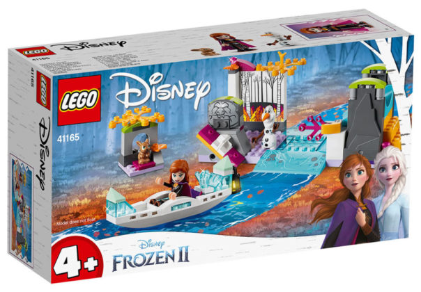 LEGO Disney 41165 Anna's Canoe