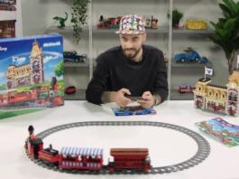 LEGO Disney Train and Station Designer Video