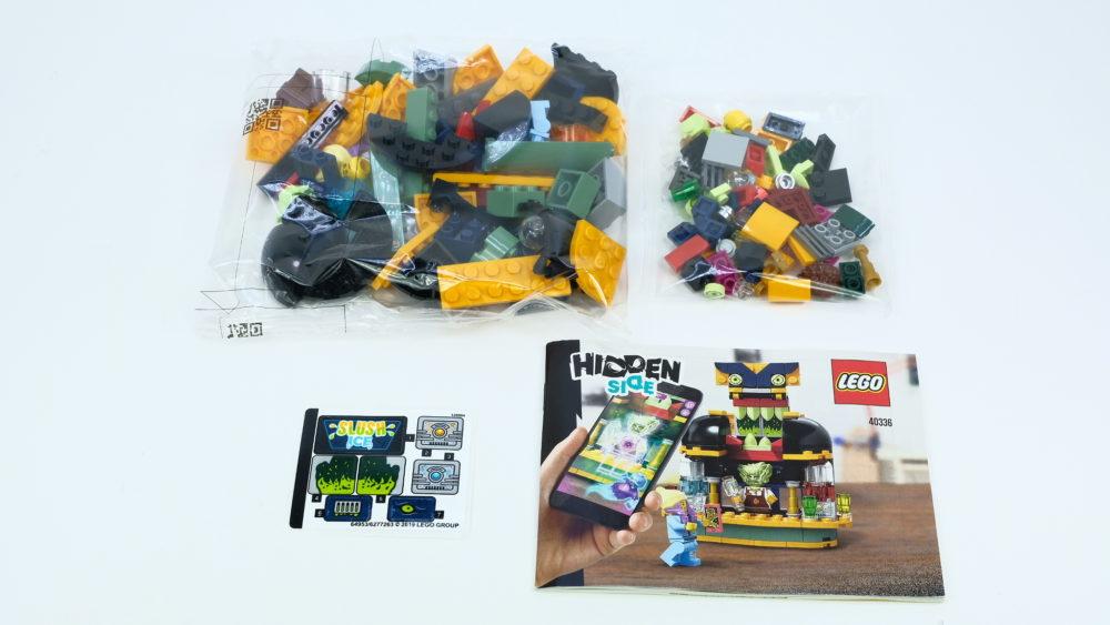 LEGO Hidden Side 40336 Newbury Juice Bar