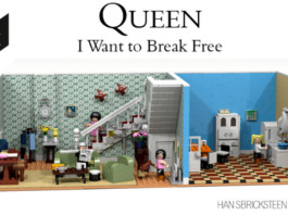 LEGO Ideas Queen_ I want to break free