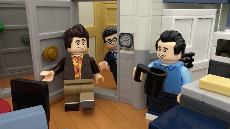 LEGO Ideas Seinfeld 30th Anniversary