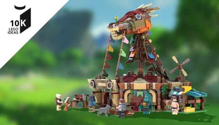 LEGO Ideas The Legend of Zelda