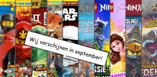 LEGO Magazines en boeken september 2019