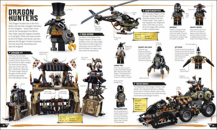 LEGO NINJAGO Visual Dictionary New Edition