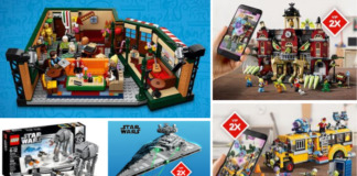 LEGO Promoties september 2019