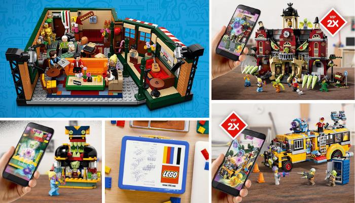 LEGO Promoties september 2019