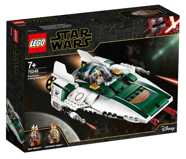 LEGO Star Wars 75248 Resistance A-Wing Fighter