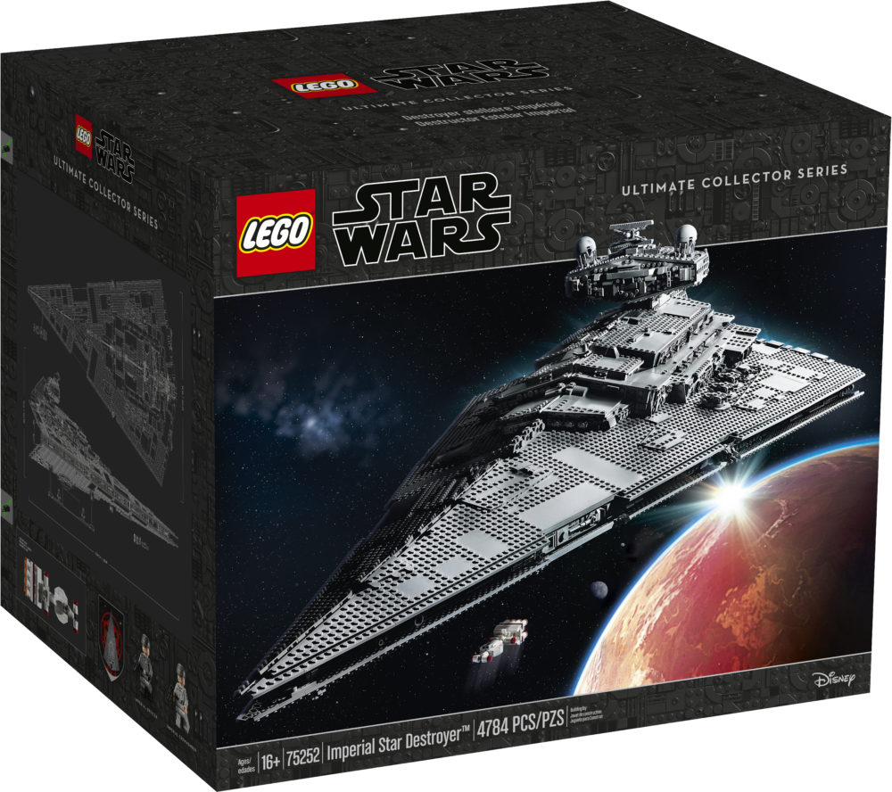 Star Wars 75252 Imperial Star Destroyer