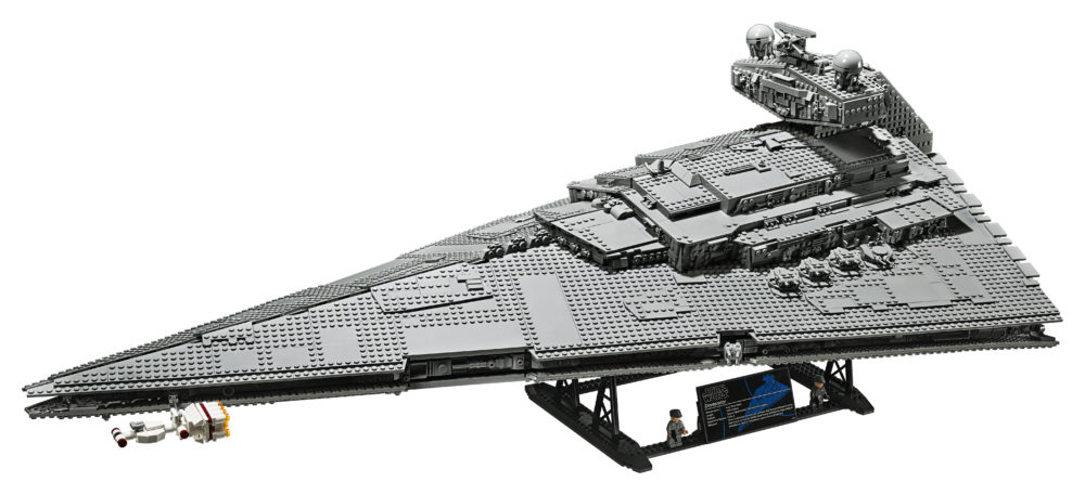 LEGO Star Wars 75252 Imperial Star Destroyer (1)