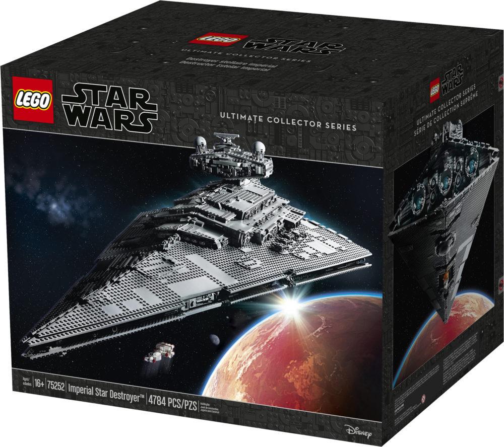 [Nieuws] LEGO Star Wars 75252 Imperial Star Destroyer