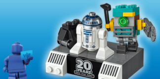 LEGO Star Wars 75522 Mini Droid Commander