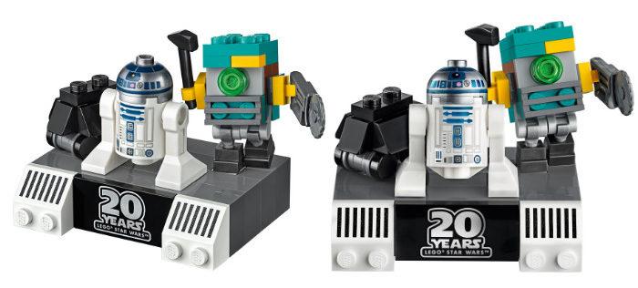 LEGO Star Wars 75522 Mini Droid Commander