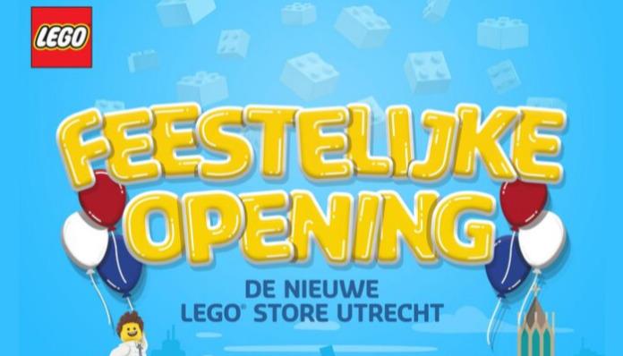 LEGO Store Utrecht