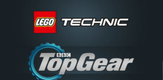 LEGO Technic Top Gear set