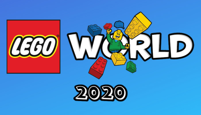 LEGO World 2020