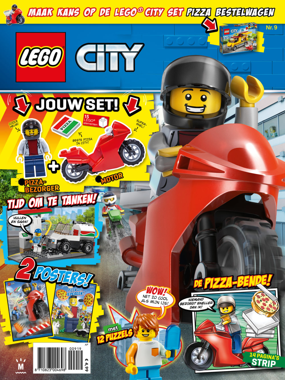 LEGO City magazine nr. 9