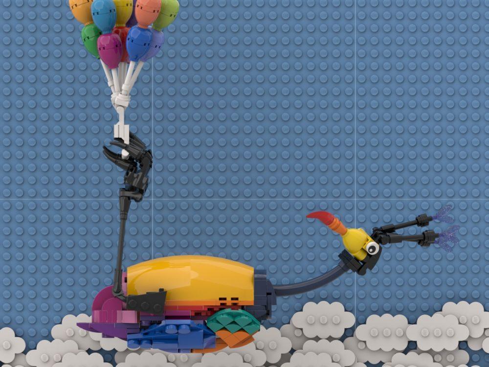 LEGO Ideas Kevin