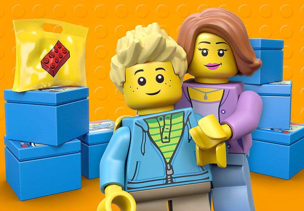 LEGO Uitverkoop banner