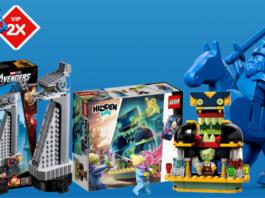 Dubbele LEGO VIP punten