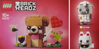 LEGO 40379 Bear