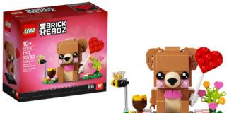 LEGO 40379 Valentine's Bear