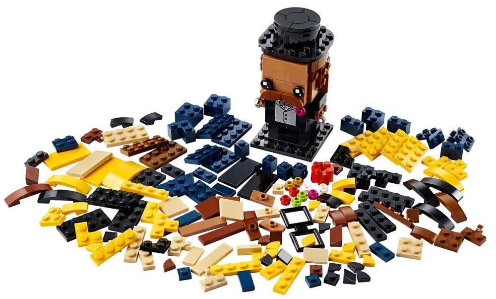 LEGO 40384 Groom