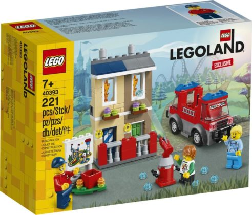 LEGO 40393 LEGOLAND Fire Academy