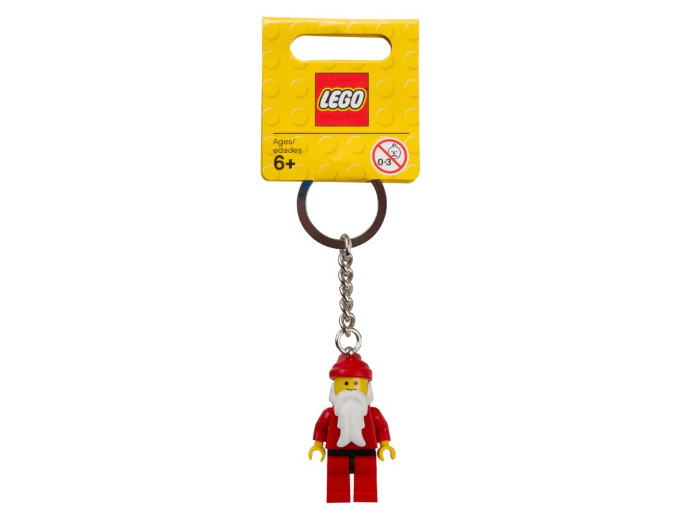 LEGO 850150 Santa Claus Classic Keyring
