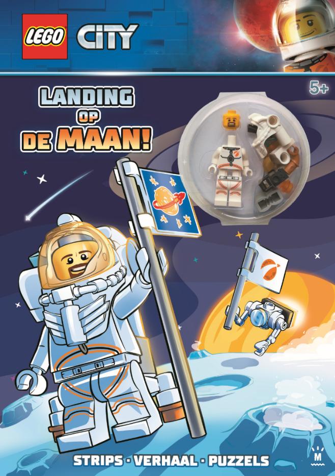 LEGO City Maan Missie