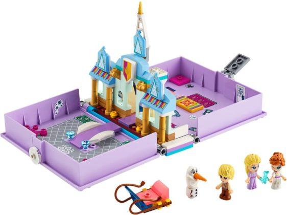 LEGO Disney 43175 Anna and Elsa's Storybook