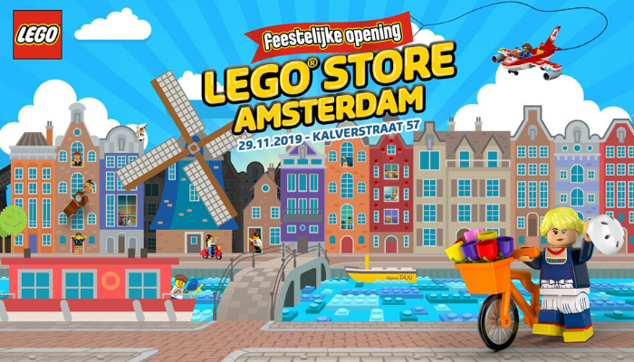 LEGO Flagship Store Amsterdam